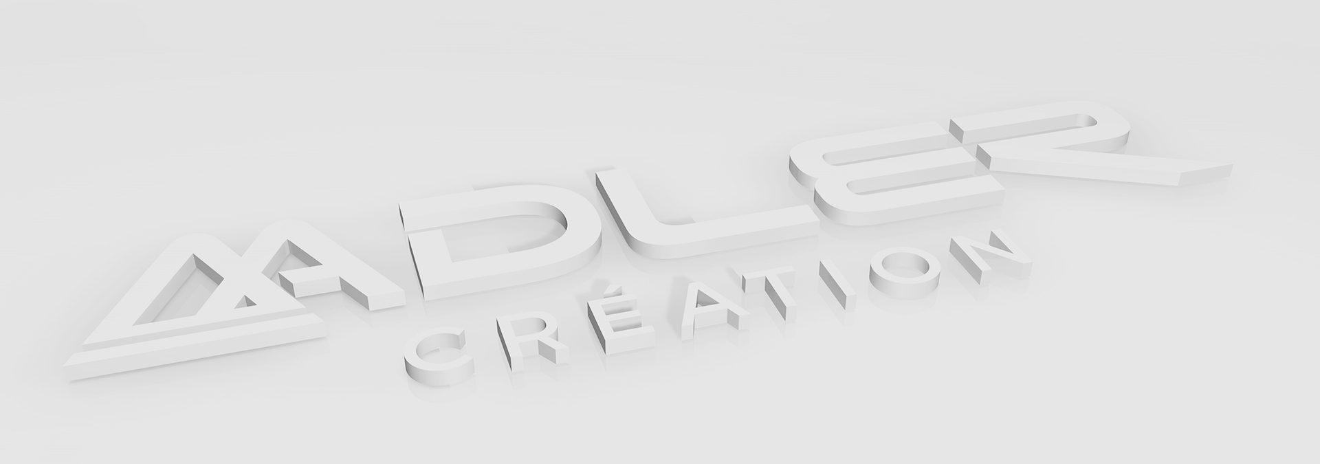 Logo ADLER 3D